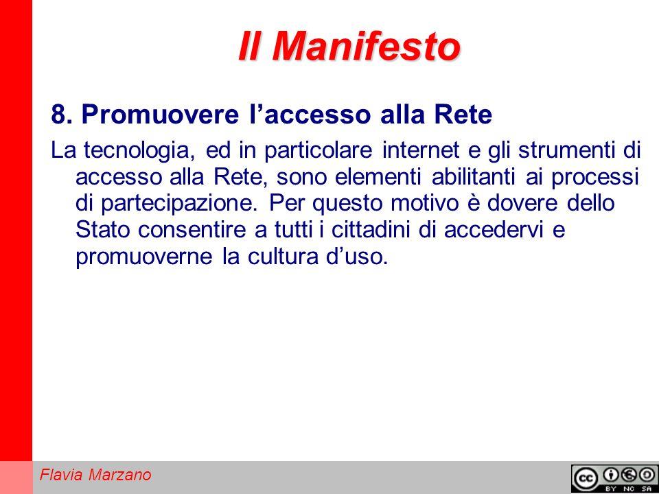 Flavia Marzano Il Manifesto 8.