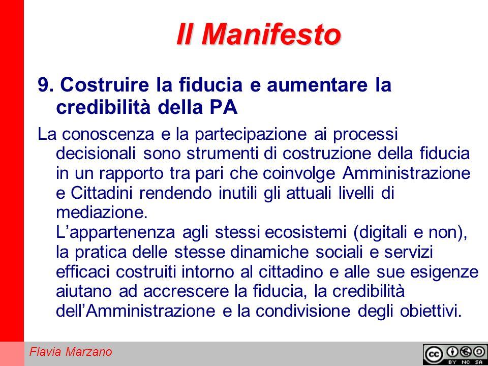 Flavia Marzano Il Manifesto 9.