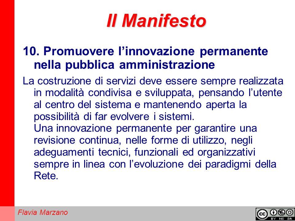 Flavia Marzano Il Manifesto 10.
