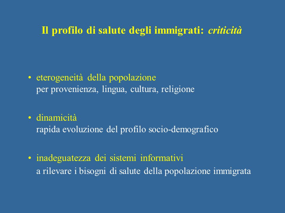 Tassi di ospedalizzazione eta-specifici (per 1.000). Italia, 2004
