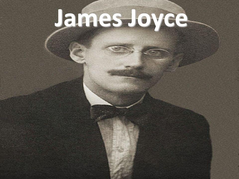 James Joyce nasce a Dublino nel 1882.E poeta, scrittore e drammaturgo.