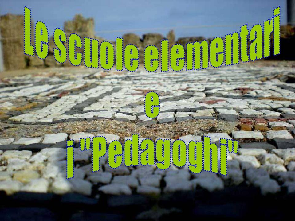 A Roma la maggior parte dei maestri non aveva a disposizione luoghi così confortevoli perciò era costretta ad insegnare in mezzo alla folla e ai rumori della città.