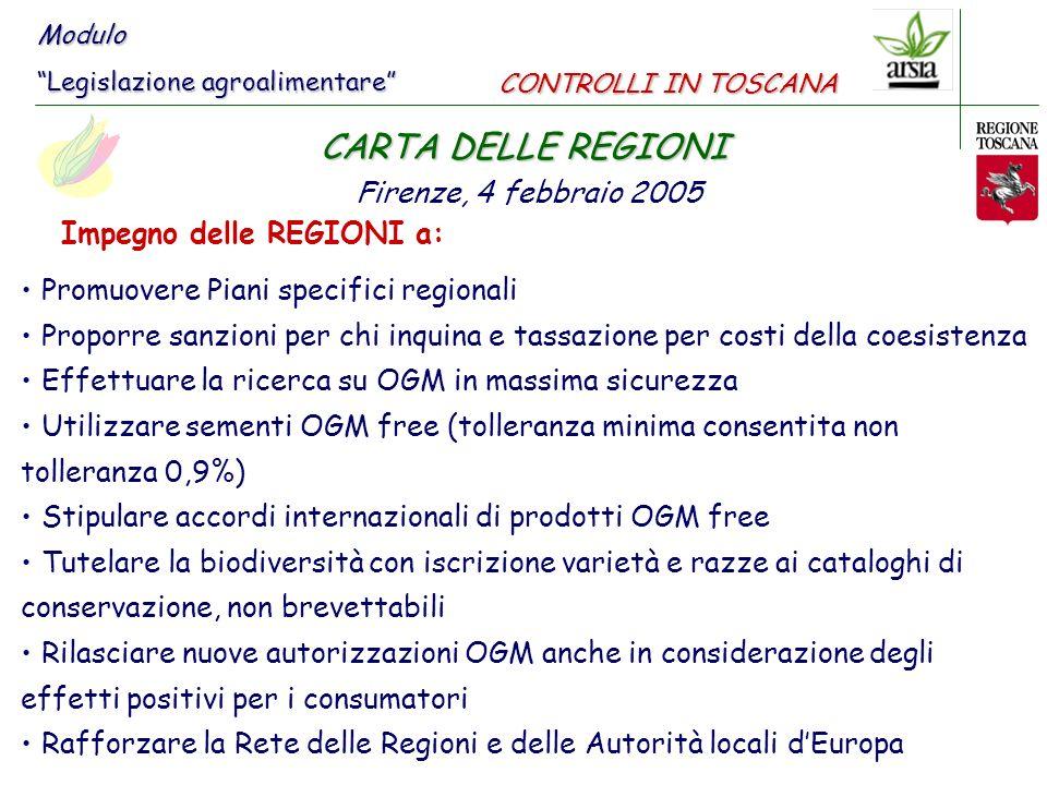 CHARTER OF THE REGIONS AND LOCAL AUTHORITIES OF EUROPE ON THE SUBJECT OF COEXISTENCE OF GENETICALLY MODIFIED CROPS WITH TRADITIONAL AND ORGANIC FARMING CHARTE DES REGIONS ET DES AUTORITES LOCALES DEUROPE SUR LA COEXISTENCE ENTRE LES OGM ET LES CULTURES TRADITIONNELLES ET BIOLOGIQUES CHARTER OF THE REGIONS AND LOCAL AUTHORITIES OF EUROPE ON THE SUBJECT OF COEXISTENCE OF GENETICALLY MODIFIED CROPS WITH TRADITIONAL AND ORGANIC FARMING CHARTE DES REGIONS ET DES AUTORITES LOCALES DEUROPE SUR LA COEXISTENCE ENTRE LES OGM ET LES CULTURES TRADITIONNELLES ET BIOLOGIQUES Regione Marche Provincia Autonoma di Bolzano/Südtirol Regione LazioRegione SardegnaRegione Emilia-Romagna Regione Umbria Regione Abruzzo Burgenland Kärnten Midi Pyrénées Principato de Asturias Drama- Kavala-Xanthi ENAE Schleswig-Holstein MazoviaTyrol Franche-Comté Regione Molise Regione Piemonte WienIsole Baleari