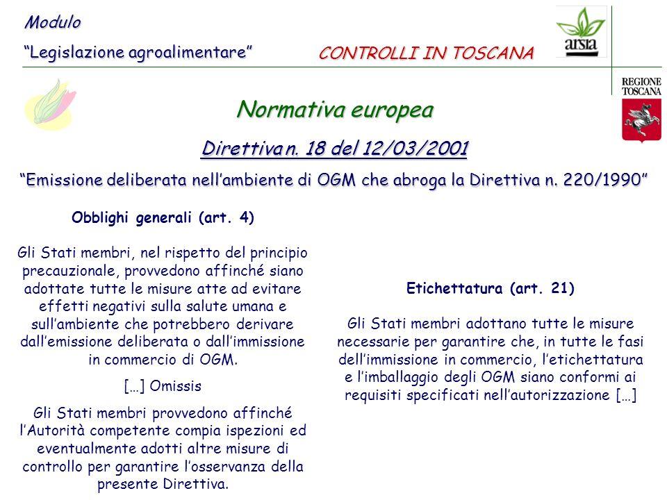 D.Lgs.8 luglio 2003 n. 224 in attuazione della Direttiva n.