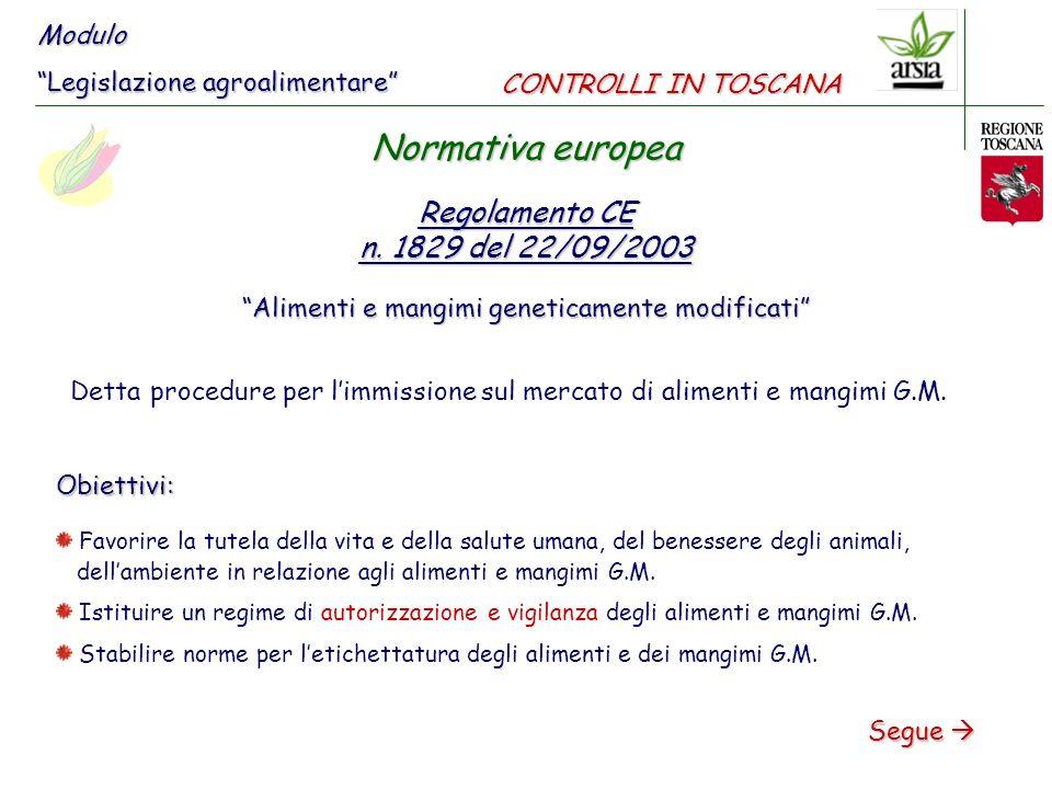 Regolamento CE n.