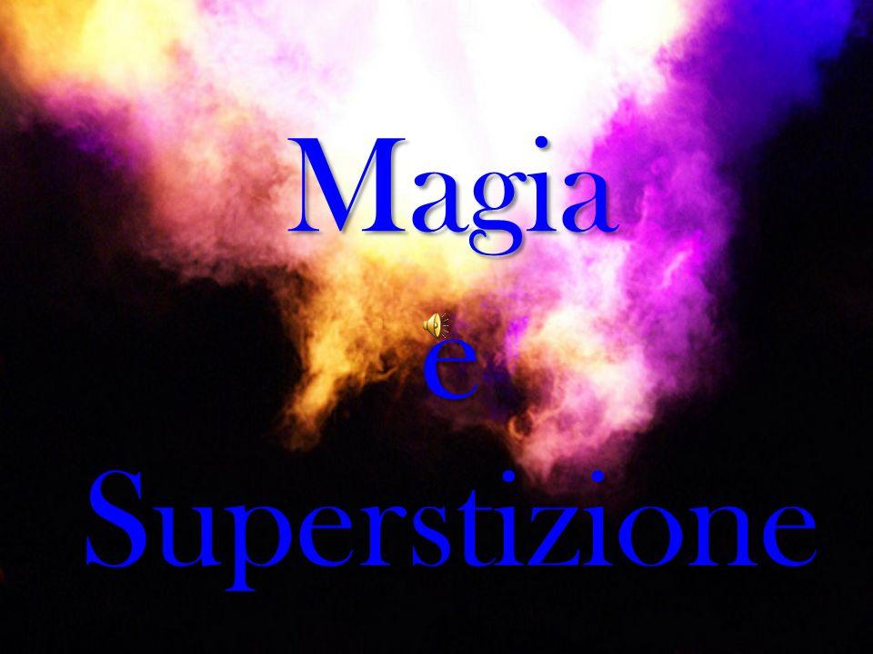 Magia e Superstizione