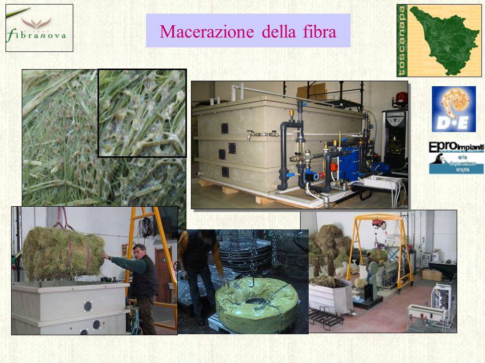 Macerazione della fibra