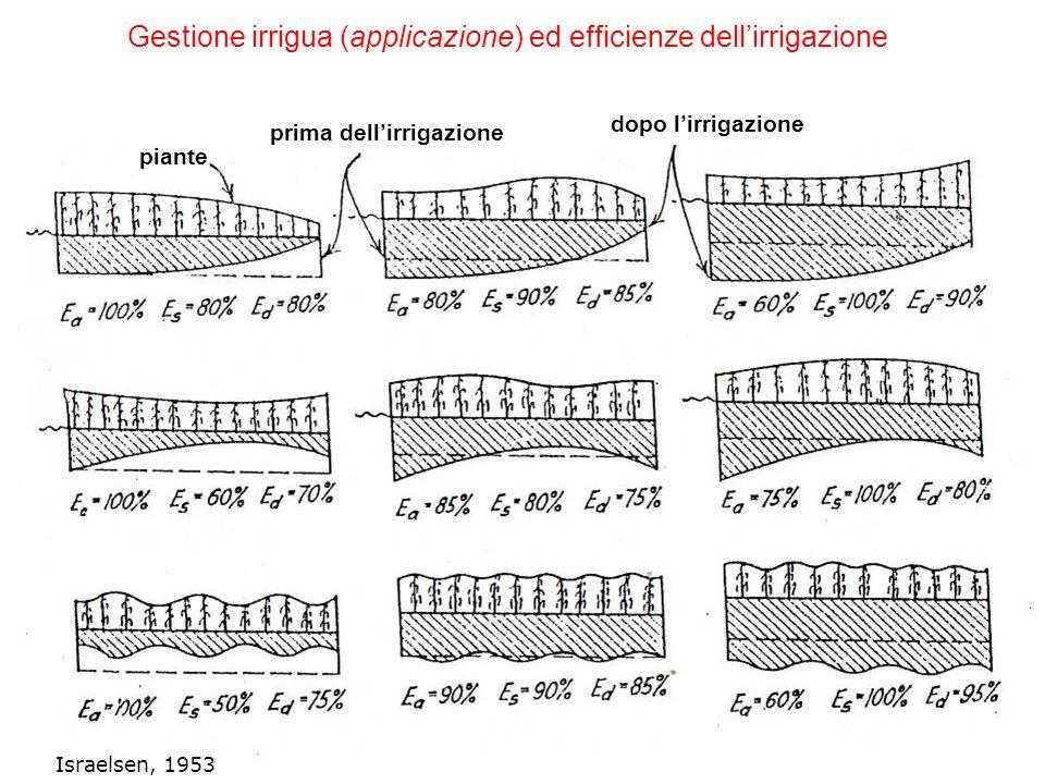 Sistemi irrigui aziendali per area dindagine (campione allargato) Area Sistema irriguo (%) PioggiaMicroSuperficie Maremma216118 Val di Cornia6238- Val di Cecina40537 Val di Chiana3565- TOTALE38575