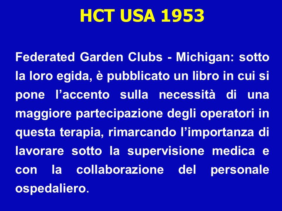 Federated Garden Clubs - Michigan: sotto la loro egida, è pubblicato un libro in cui si pone laccento sulla necessità di una maggiore partecipazione d