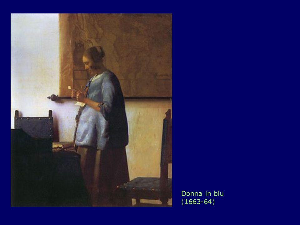Donna in blu (1663-64)
