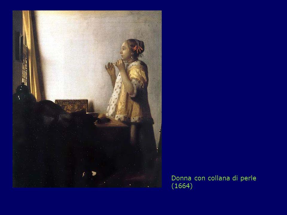 Donna con collana di perle (1664)