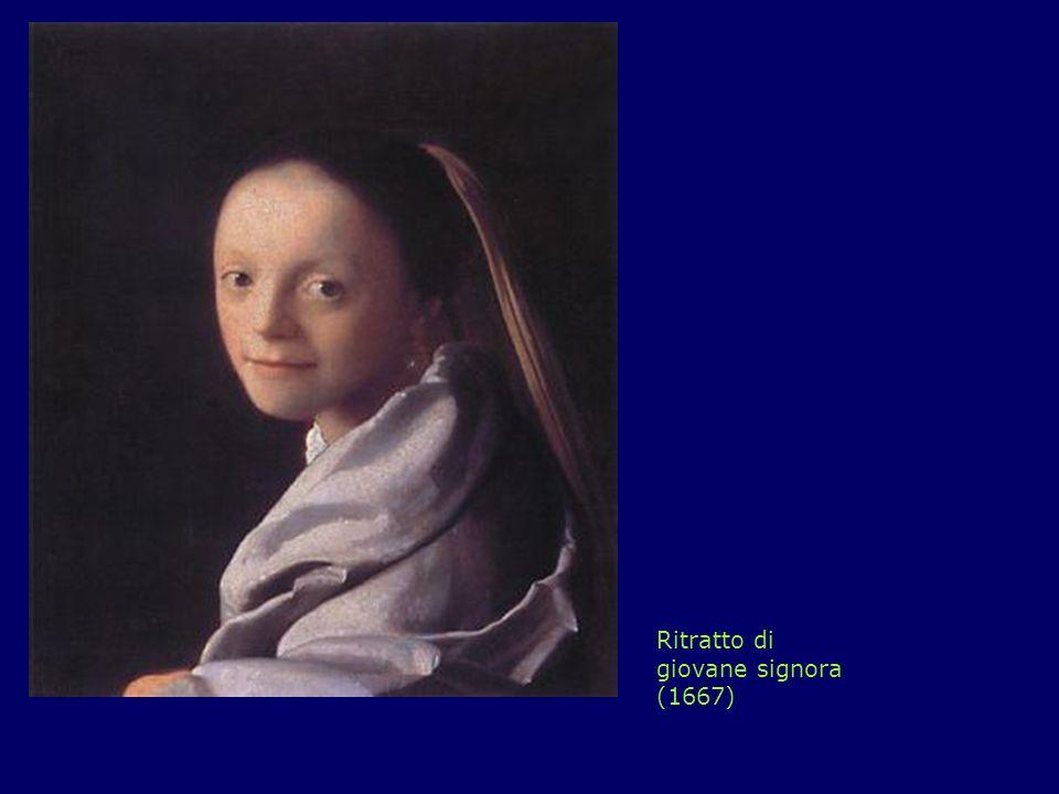 Ritratto di giovane signora (1667)