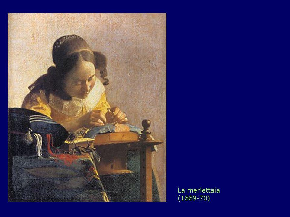 La merlettaia (1669-70)