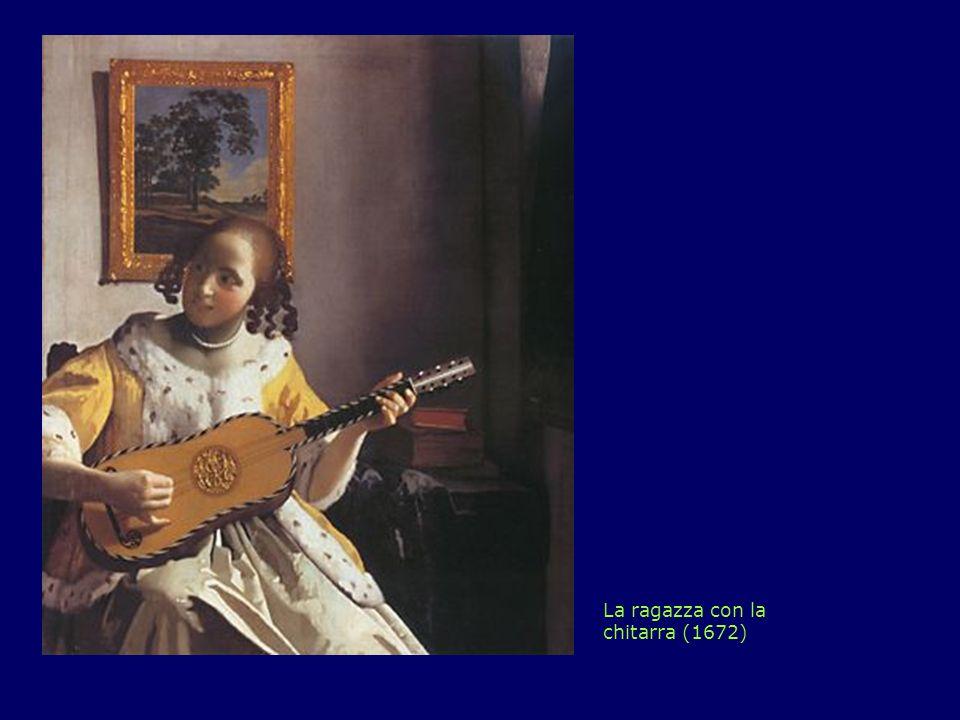 La ragazza con la chitarra (1672)
