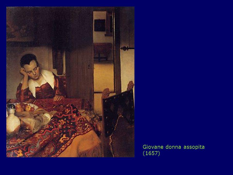 Giovane donna assopita (1657)