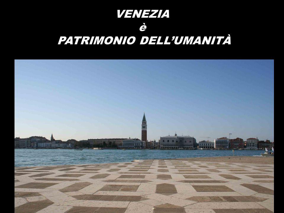 Palazzo Ducale è per Venezia e per il mondo il simbolo del millenario governo della civiltà anfibia