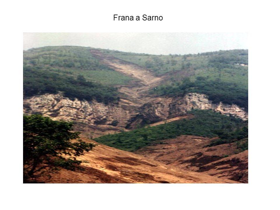 Frana a Sarno