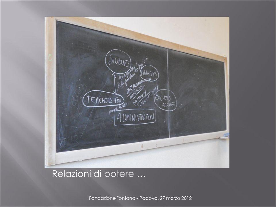 Fondazione Fontana - Padova, 27 marzo 2012 I temi affrontati e discussi sono stati: Per nientePocoAbbastanza Molto Moltissimo interessanti133912838 comprensibili127310726 stimolanti19699236