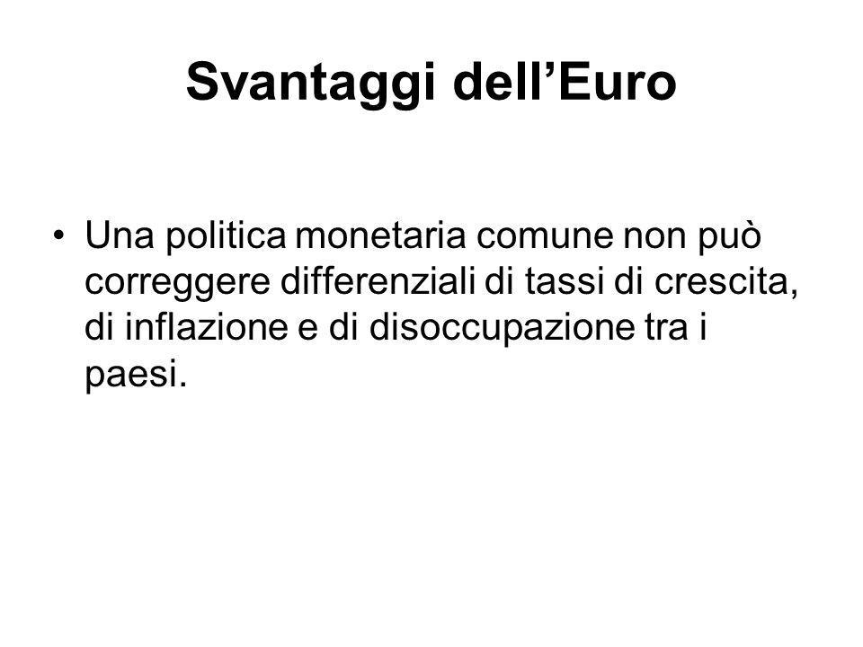 Alcune critiche Lattuazione del pareggio di bilancio in situazione normale impedirà agli stabilizzatori automatici di funzionare, aumentando linstabilità delleconomia europea.