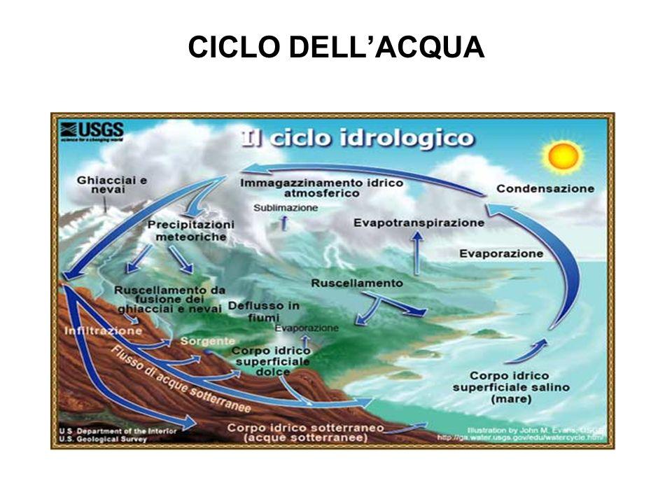 CICLO DELLACQUA