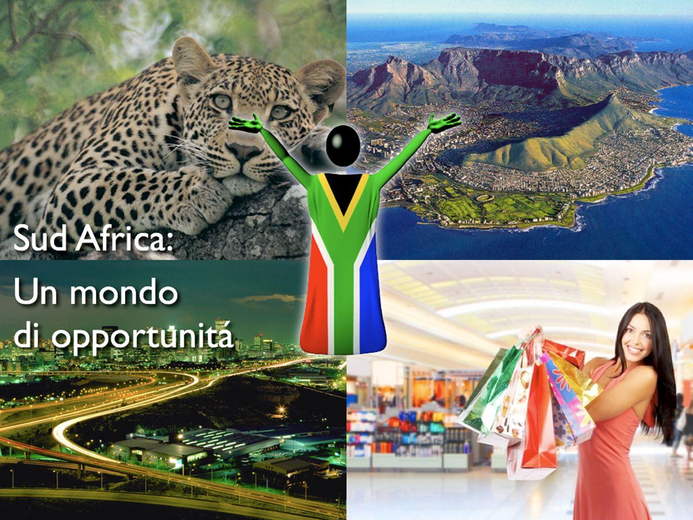 Pari a poco più dello 0,7% del PIL mondiale nel 2008, rappresenta un terzo del PIL dellAfrica; Produce oltre la metà dell elettricità del continente; Rappresenta oltre il 40% del valore aggiunto manifatturiero in Africa; É un importante punto di entrata delle merci in tutta la regione sub-sahariana (le esportazioni verso il resto dellAfrica sono 4,5 volte superiori alle importazioni).