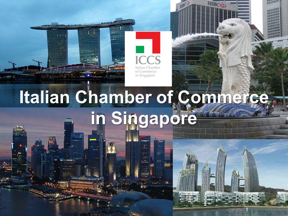 1 Italian Chamber of Commerce in Singapore