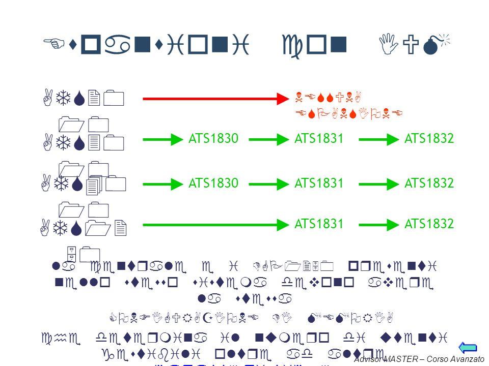 Advisor MASTER – Corso Avanzato Intelligent user module IUM Il DGP1250 è dotato dellespansione di memoria standard ATS1830 1 MB SOSTITUENDO LA MEMORIA