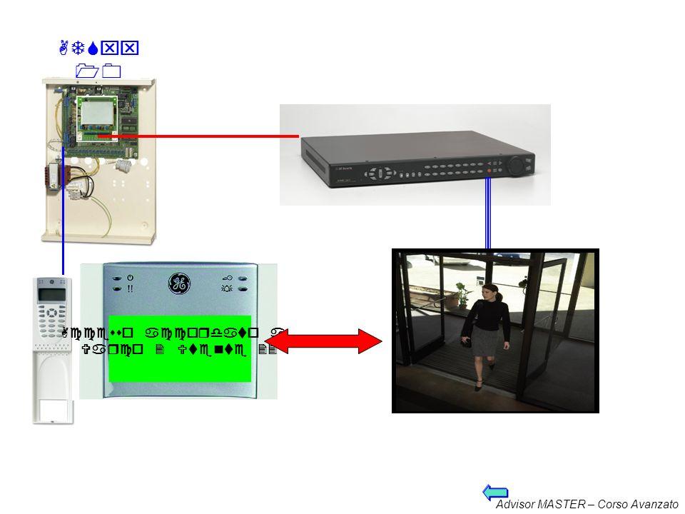 Advisor MASTER – Corso Avanzato DVMRe Ricerca e riproduzione eventi1 ATSxx 10 Questa funzione permette allutente che consulta la memoria eventi, di ri