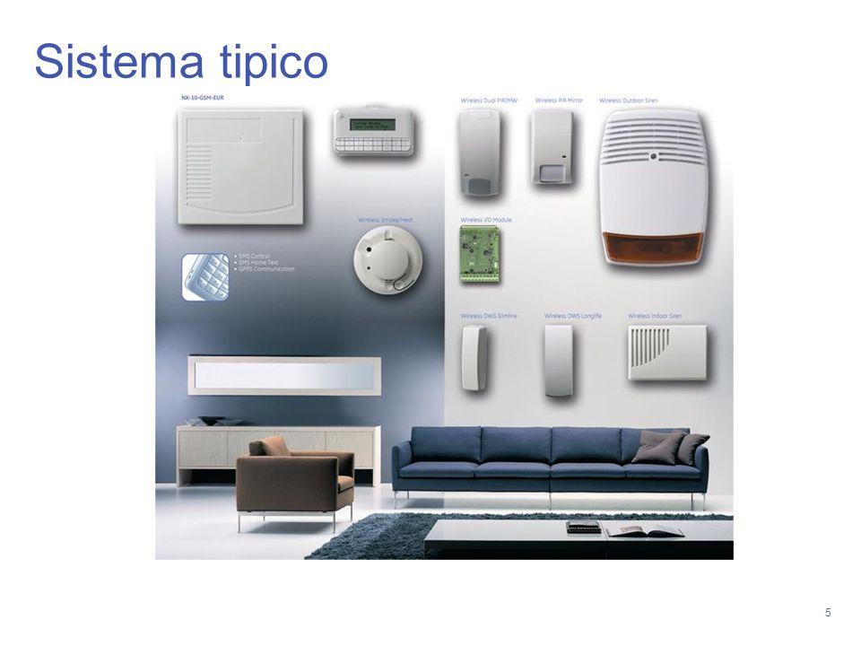 5 Sistema tipico