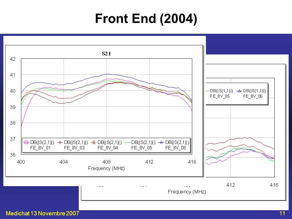 Medichat 13 Novembre 200711 Front End (2004)