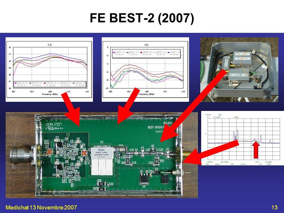 Medichat 13 Novembre 200713 FE BEST-2 (2007)