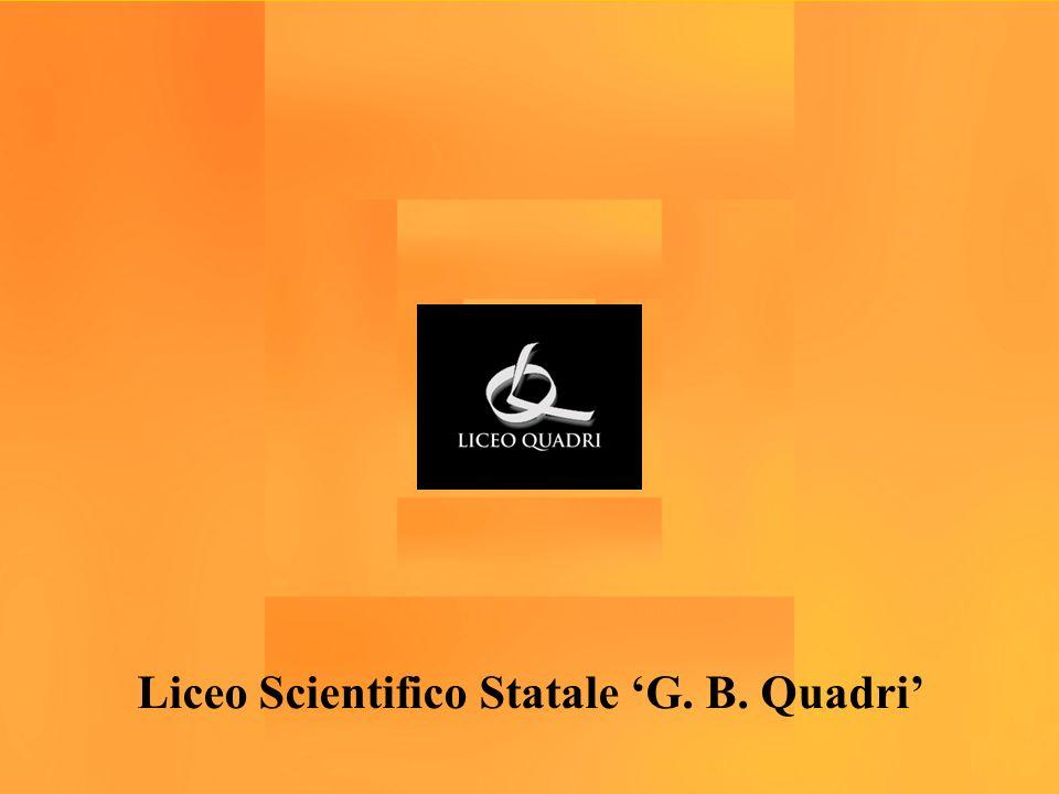 Liceo Scientifico Statale G. B. Quadri
