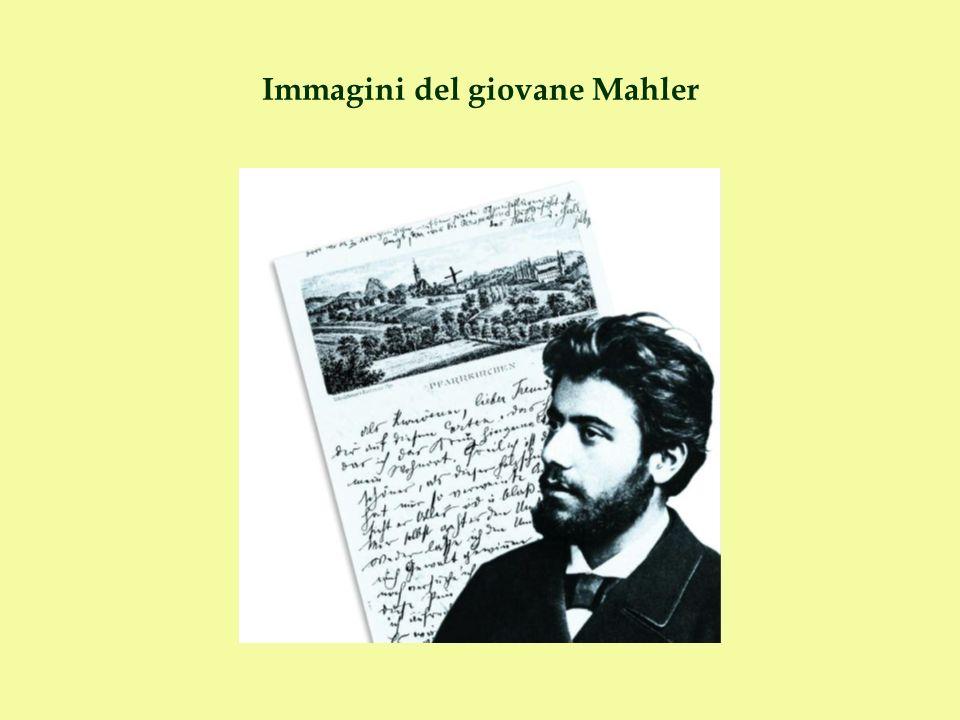 Mahler ha 44 anni quando scrive la sua Quinta Sinfonia (durata: 4 02) Mahler dedica ad Alma ladagietto della 5° sinfonia è il suo canto damore per lei Lo riprende Visconti per il suo Morte a Venezia < La prima pagina della quinta