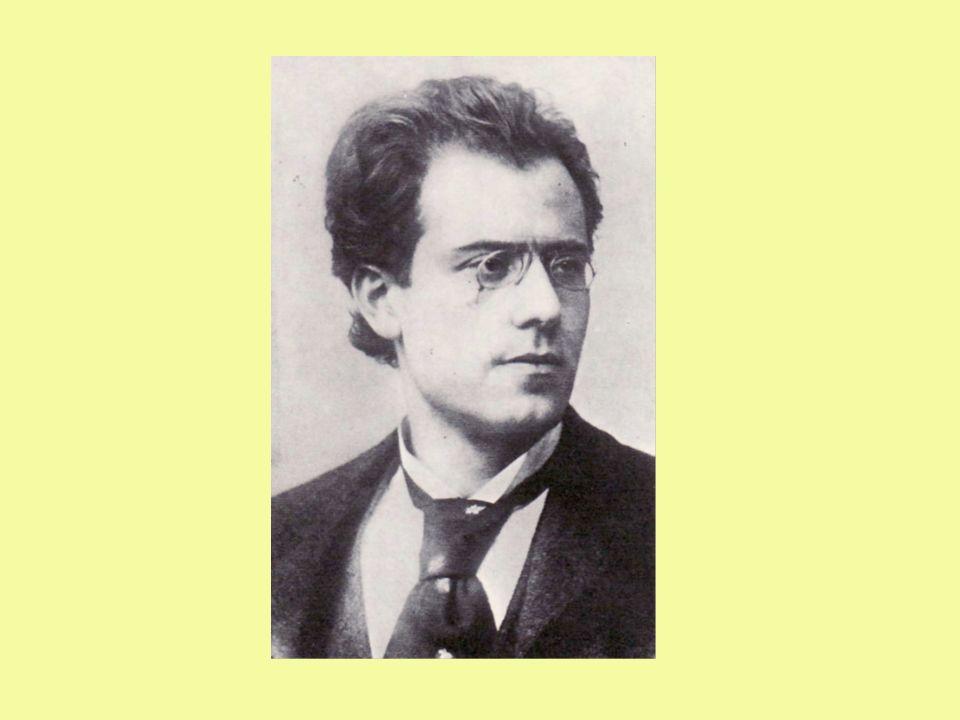 La famiglia Mahler Nel corso della sua infelice gioventù Gustav fu spettatore della morte prematura di ben nove dei dodici, tra fratelli e sorelle, nati dopo di lui: 1)lamato Ernst (13 anni), 2)Karl (1 anno), 3)Rudolf (sei mesi) 4)Arnold (2 anni), 5)Friedrich (otto mesi), 6)Alfred (1 anno), 7)Konrad (1 anno), 8)Leopoldine (26 anni), 9)Otto, che si suicidò a 21 anni lasciando un biglietto in cui comunicava di «restituire la sua vita al mittente», Isidor, è un fratellino di Mahler morto prima della sua nascita.