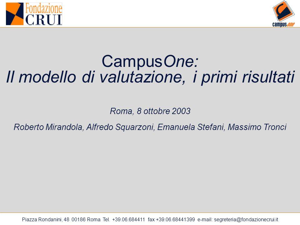 Piazza Rondanini, 48 00186 Roma Tel.