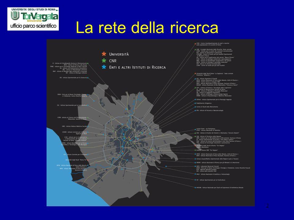 13 Roma Tor Vergata.