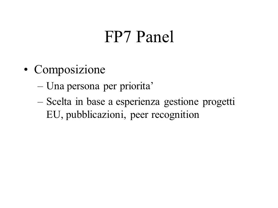 Priorita LSH Lifesciences, health (T.Russo UniNa) ICT (M.