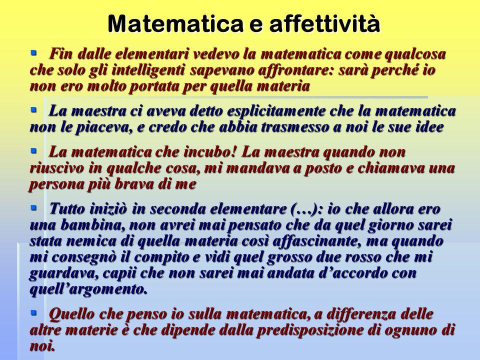 Come rinnovare la didattica della matematica.