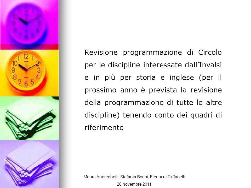 Il lavoro si è diviso in tre filoni Dipartimento di italiano Commissione continuità Classi parallele Maura Andreghetti, Stefania Borini, Eleonora Tuffanelli 28 novembre 2011