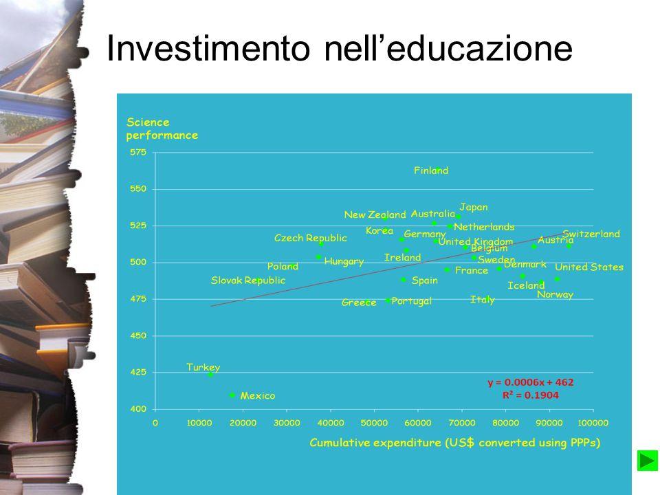 Investimento nelleducazione