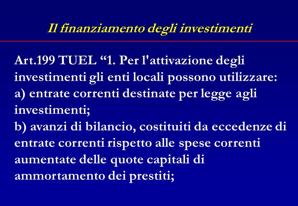 Art.24, comma 2 L.448/2001 (legge finanziaria 2002) Per le medesime finalita' e nei limiti stabiliti dal comma 1, il complesso delle spese correnti, p