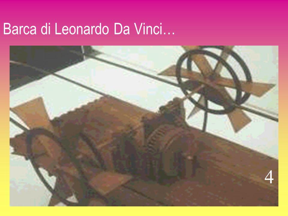 Unaltra invenzione…La balestra gigantedi Leonardo da Vinci.