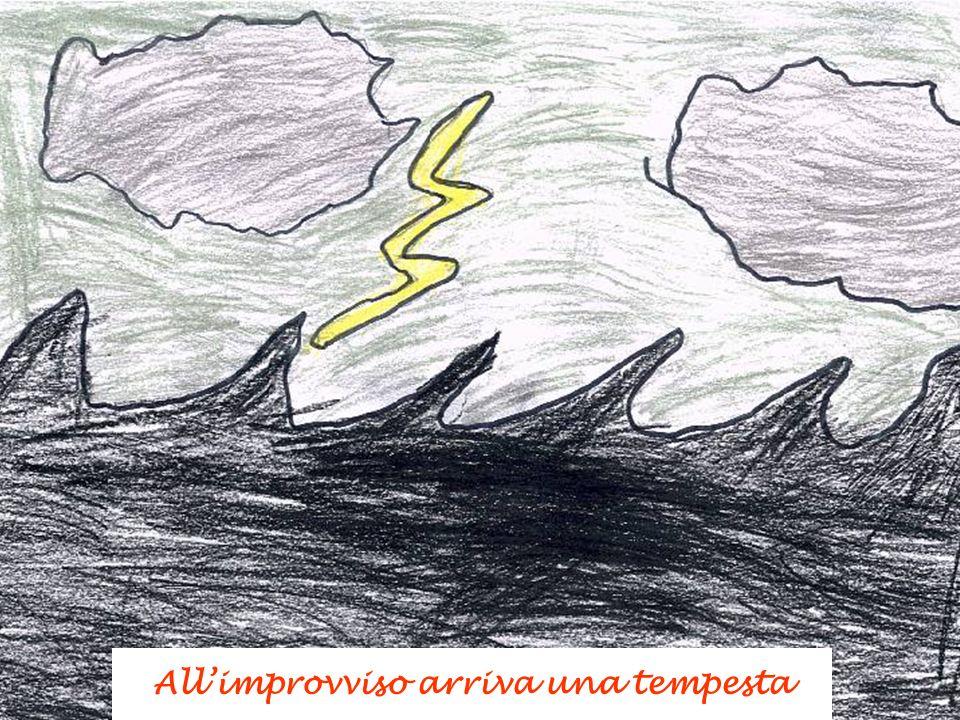 Lo scontro tra due navi crea una grande macchia nera nel mare