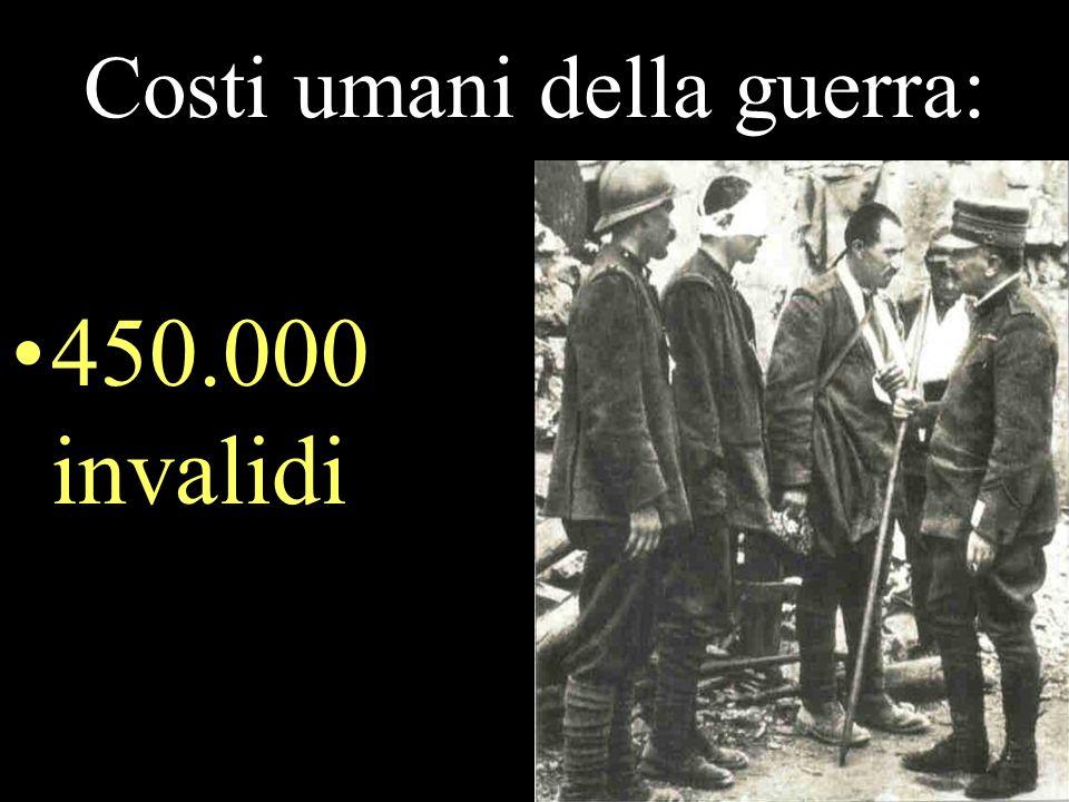 Situazione economica Deficit statale Svalutazione della lira Inflazione Riconversione industriale.