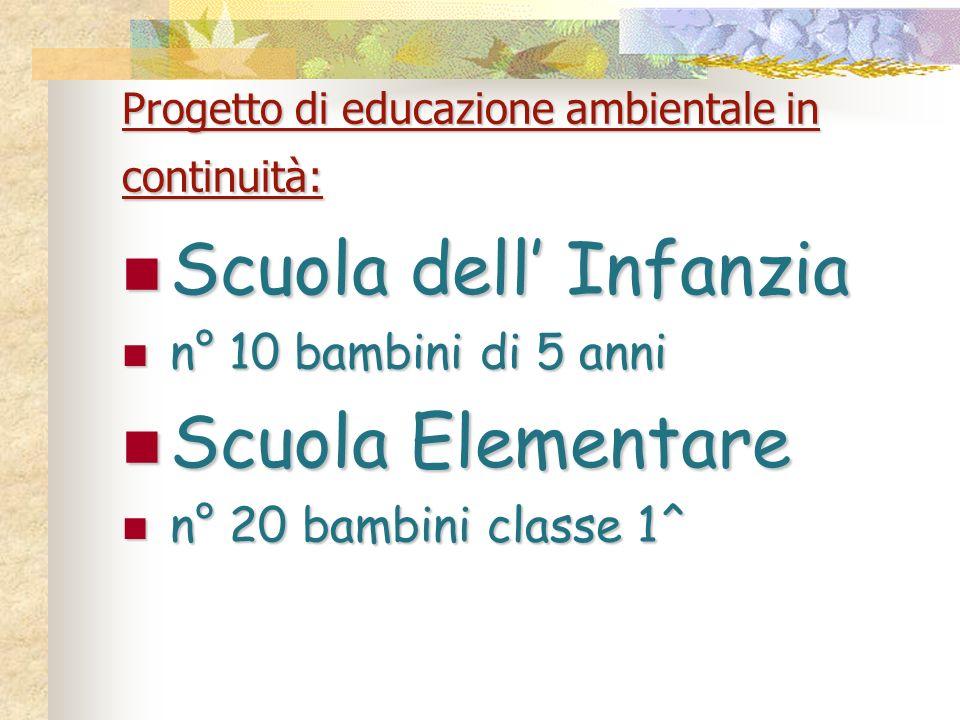 Progetto DIAMOCI LA MANO Istituto Comprensivo Gamerra Anno scolastico 2003/2004