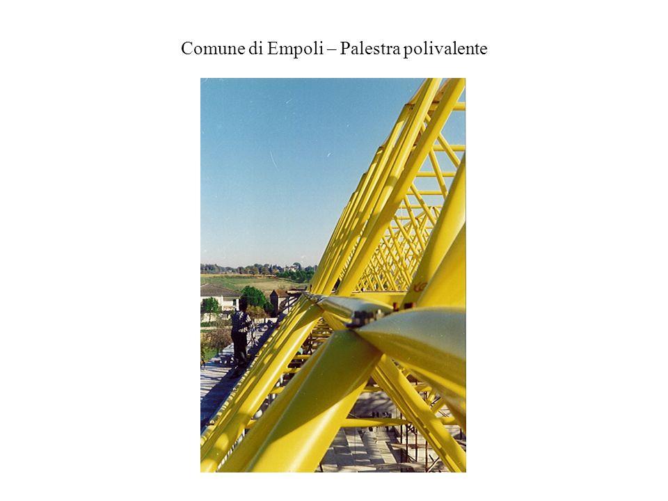 Comune di Empoli – Palestra polivalente