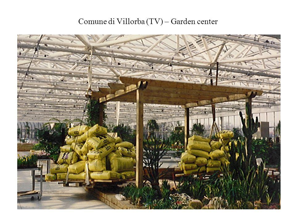 Comune di Villorba (TV) – Garden center