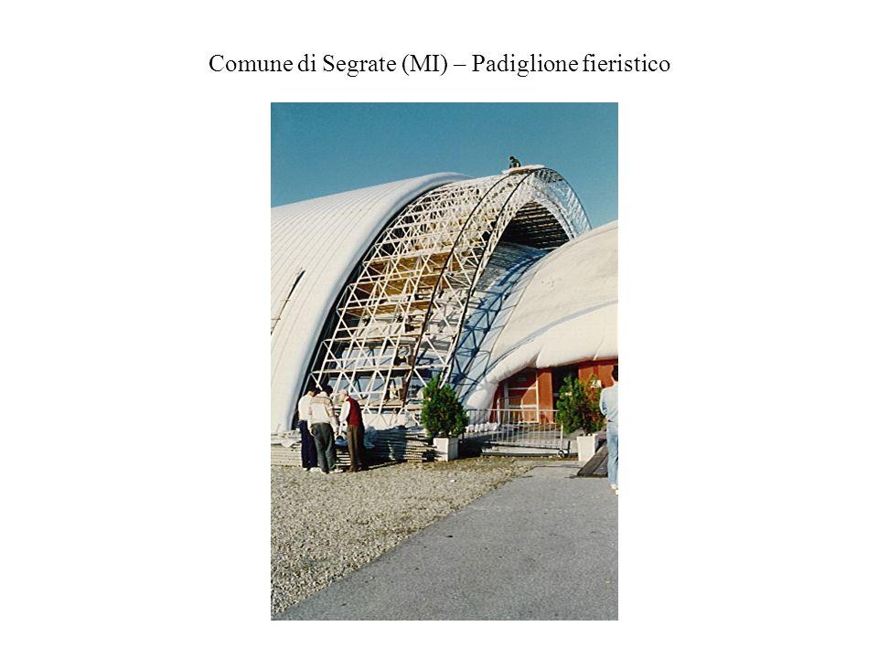 Comune di Segrate (MI) – Padiglione fieristico