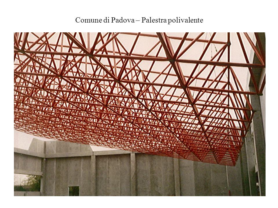 Comune di Padova – Palestra polivalente