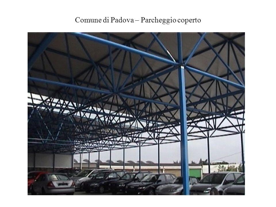 Comune di Padova – Parcheggio coperto